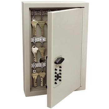 "Kidde TouchPoint Key Cabinet Pro 30 Key 12 1/16""H x 8 1/8""W x 3 3/16""D - 001795K"