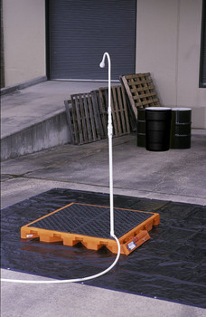 UltraTech Decon Deck  - Gross Rinse Shower for Tactical and Hospital Models - 6360