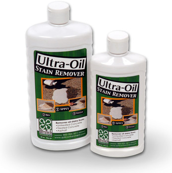 UltraTech Oil Stain Remover - 16 oz. - 8 count Case - 5226