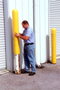 """UltraTech Post Protector Plus for 4"""" Posts - 1525"""