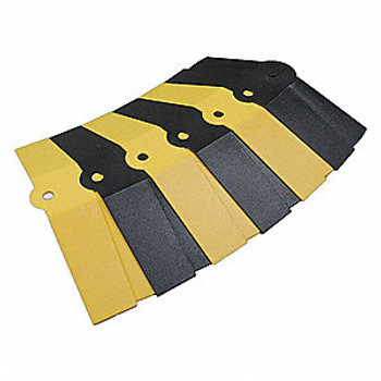 UltraTech Ultra -Sidewinder Extension - Large - Black & Yellow - 1841