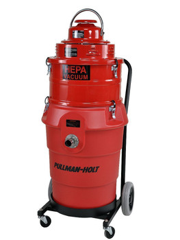 Pullman-Holt 102HEPA-Wet/Dry 12 Gallon Commercial HEPA Vacuum - B160421