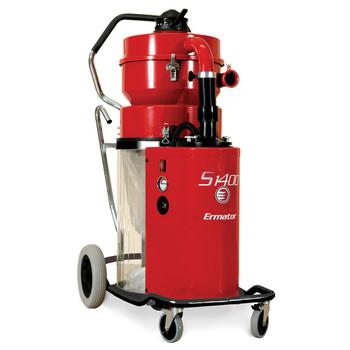 Ermator S1400 Single Phase HEPA Dust Extractor 120V- 200800027C