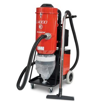 Ermator T4000 3-Phase HEPA Dust Extractor - 201000671