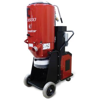 Ermator T8600 3-Phase HEPA Dust Extractor - 200600404B