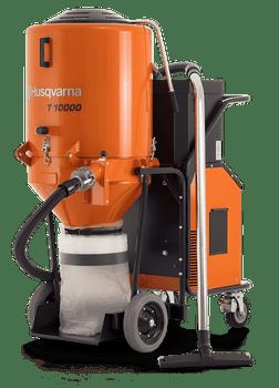 Husqvarna T10000 3-Phase HEPA Dust Extractor - 967663701