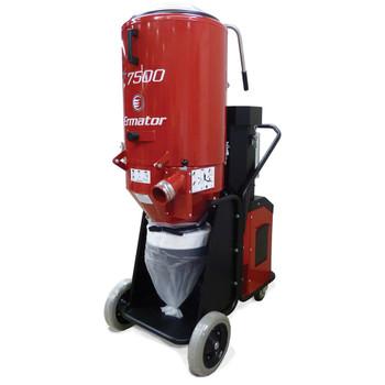 Ermator T7500 3-Phase HEPA Dust Extractor - 200600404M