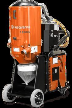 Husqvarna T8600 Propane Powered HEPA Dust Extractor - 967664801
