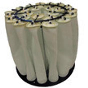 Ermator Filter Sock Asy T12600, T15000, T18000 (25 socks) - 200700231