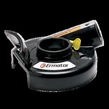 """Ermator 7"""" Full Dust Shroud for Hand Grinders- 201200010"""