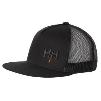 Helly Hansen Kensington Flat Trucker  - 79805 - Black  STD