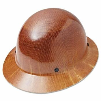 MSA Skullgard Protective Hat w/ Rachet Suspension - 475407