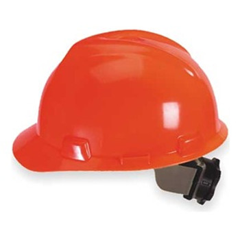 MSA VGard HiViz Orange Ratchet Suspension - 488146