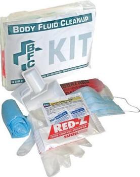 Bloodborne Pathogen Clean Up Kit - 552001