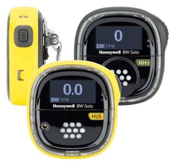 Honeywell BW Solo Wireless Single-Gas Detector
