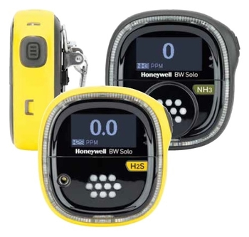 Honeywell BW Solo Non-Wireless Single-Gas Detector