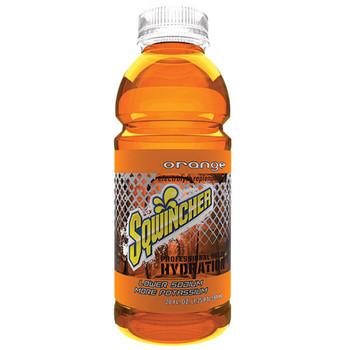 Sqwincher® Ready-To-Drink, 20 oz Bottles/Yield, Orange