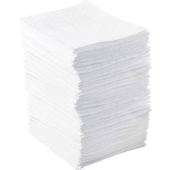 """SPC® Basic® Oil Only Light Weight Pads, 15"""" x 17"""", 200/Bale"""