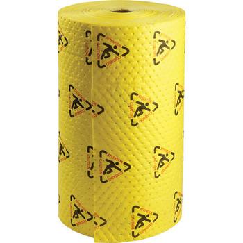 "SPC® Brightsorb™ Hi-Vis Medium Weight Roll, 30"" x 300' (Perfed Every 15"" & Up Center)"