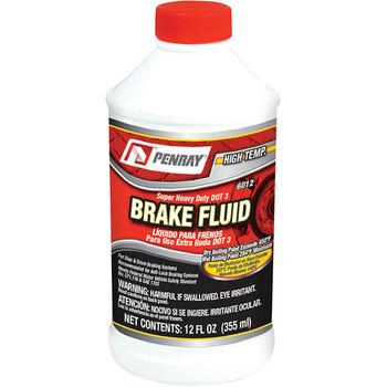 Penray® Super Heavy Duty DOT 3 Brake Fluid