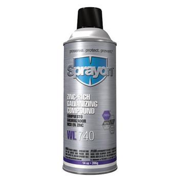 Krylon® Sprayon® WL740 Zinc Rich Galvanizing Compound