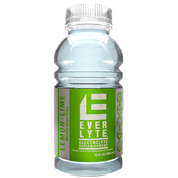 Sqwincher® Widemouth EverLyte™, Ready-To-Drink, 12 oz Bottles, Lemon-Lime