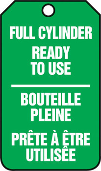 Full Cylinder Ready To Use (Bilingual French)  - FBMGT203FTM
