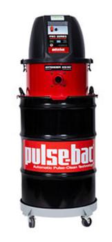 Pulse-Bac 55 Gallon Drum Single HEPA PRO-225 Dust Collector 103225-D