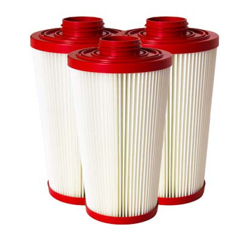 Pulse-Bac PRO/1000 Series Filter Kit For Pro Series Vacuums - 103621-04