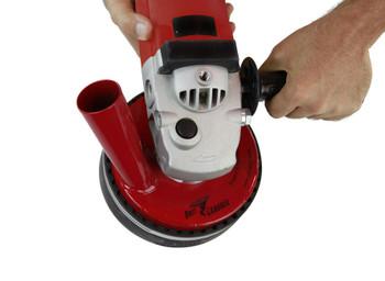 """Pulse-Bac 7"""" Dust Single Speed DeWalt Grabber Kit - 103567-05"""