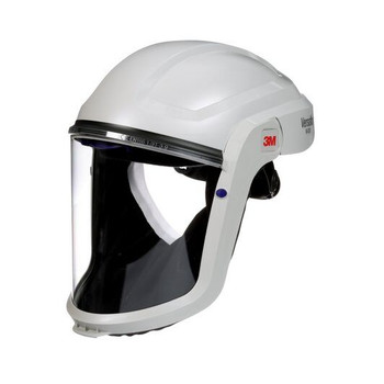 3M Versaflo Respiratory Faceshield Assembly M-206 with Comfort Faceseal