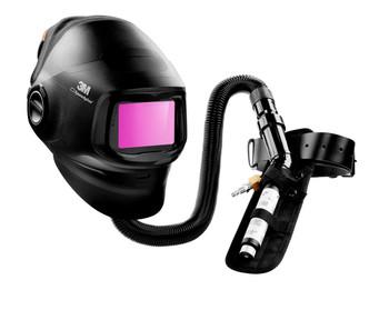 3M Speedglas Heavy-Duty Welding Helmet G5-01 w/3M V-100 Vortex Cooling Valve Assembly ADF G5-01 46-5702-30i