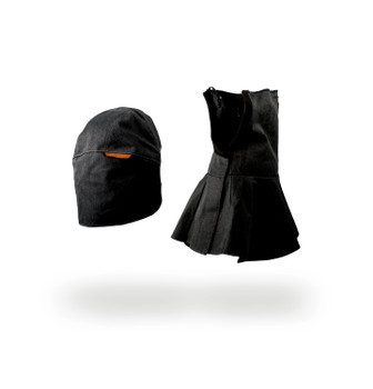 3M Speedglas G5-01 1000 APF Kit with Flame Retardant Neck Shroud and Large Head Cover 46-1000-00
