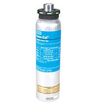 MSA 34L Econo-Cal Cylinder, 10 PPM NO2, Air Balance - 711068