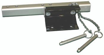 Miller DuraHoist Complete Mounting Bracket Assembly for Miller Manhandler Hoist/Winch or Miller MightEvac SRL - DH-19-MILLER/