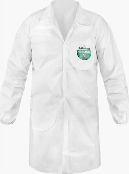 Lakeland MicroMax NS Labcoat with Pockets - CTL104