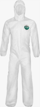 Lakeland MicroMax NS CoolSuit Coverall - Hood, Elastic Wrist/Ankle - COL428