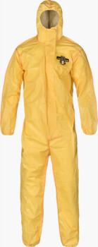 Lakeland ChemMax 1 Bound Seam Coverall - Hood, Elastic Wrist/Ankle - C1B428