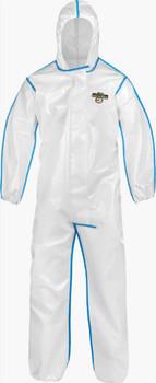 Lakeland ChemMax 2 Bound Seam Coverall - Hood, Elastic Wrist/Ankle - C2B428