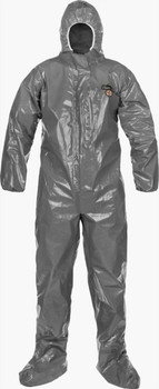 Lakeland ChemMax 3 Coverall - Respirator Fit Hood/Boots - C3T151