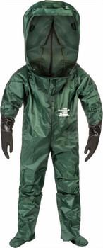 Lakeland Nylon Rear Entry Training Suit - 95494