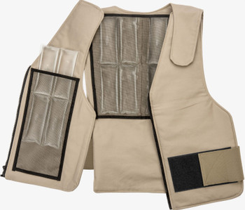 Lakeland Cool Vest - Replacement Inserts - Set of 4 - CV57