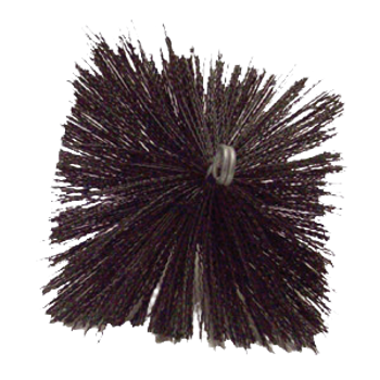 "Nikro 10"" x 14"" Nylon Duct Brush - 860228"