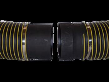 "Nikro 8"" Plastic Suction Hose Connector - 860983"