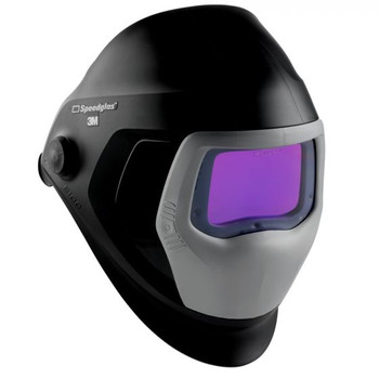 3M Speedglas Welding Helmet 9100 06-0100-30/37191(AAD) - with ADF 9100XX