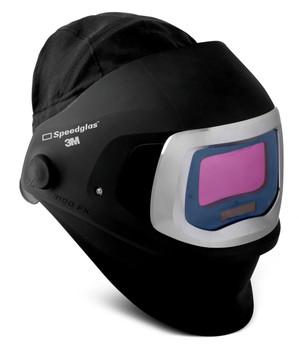 3M Speedglas 9100 FX Welding Helmet 06-0600-20SW - with SideWindows and ADF 9100X