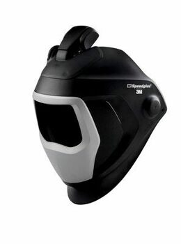 3M Speedglas 9100 QR Welding Helmet 06-0300-52QR - No Rail - Hard Hat and ADF