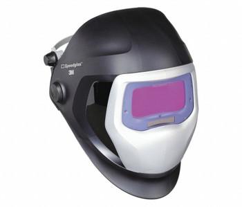 3M Speedglas Welding Helmet 9100 06-0100-20HASW - with Hard Hat Adapter - SideWindows and ADF 9100X - No Hard Hat