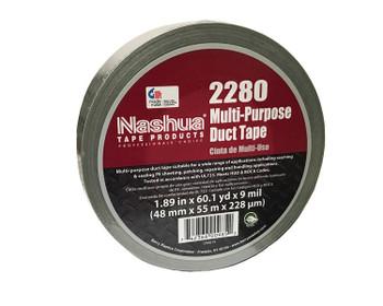 "Nashua 2280 2"" Silver 9 mil Multi-Purpose Duct Tape"