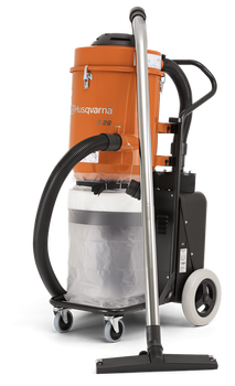 Husqvarna S26 Single Phase HEPA Dust Extractor Vacuum 120V - 967663901